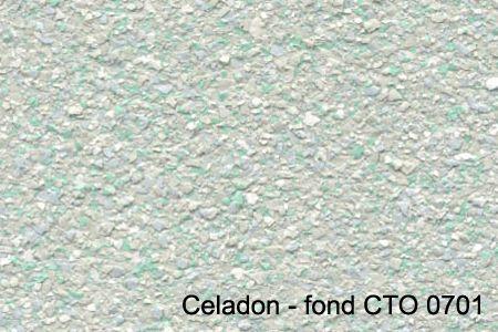 celadon - fond CTO 0701