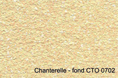 chanterelle - fond CTO 0702