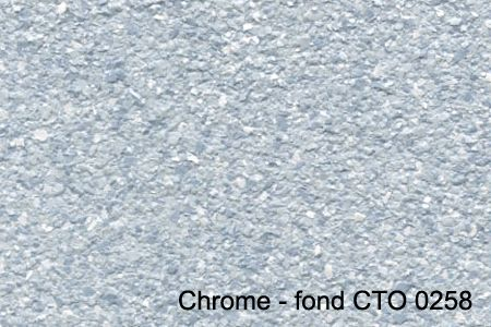 chrome - fond CTO 0258