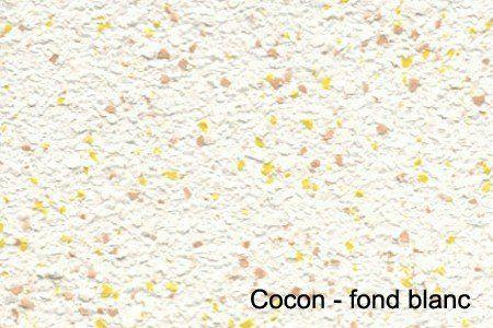cocon - fond blanc