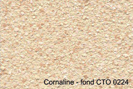 cornaline - fond CTO 0224