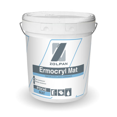 Ermocryl Matowy