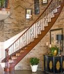 Płytka dekoracyjna, cegła ozdobna-schody