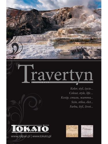 Tokato System dekoracyjny Trawertyn